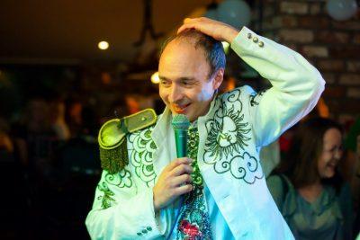 Джаз-бенд «Хоронько Оркестр», 31 мая 2012 - Ресторан «Максимилианс» Казань - 04