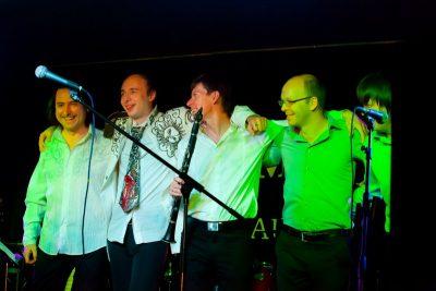 Джаз-бенд «Хоронько Оркестр», 31 мая 2012 - Ресторан «Максимилианс» Казань - 07