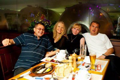 Джаз-бенд «Хоронько Оркестр», 31 мая 2012 - Ресторан «Максимилианс» Казань - 13