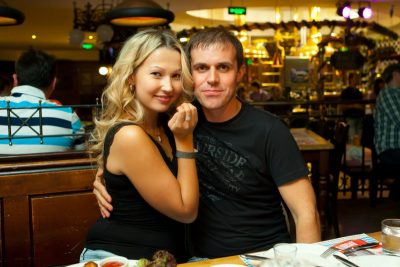 Джаз-бенд «Хоронько Оркестр», 31 мая 2012 - Ресторан «Максимилианс» Казань - 15