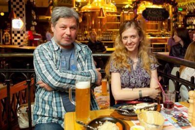 Джаз-бенд «Хоронько Оркестр», 31 мая 2012 - Ресторан «Максимилианс» Казань - 18