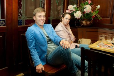 Джаз-бенд «Хоронько Оркестр», 31 мая 2012 - Ресторан «Максимилианс» Казань - 21