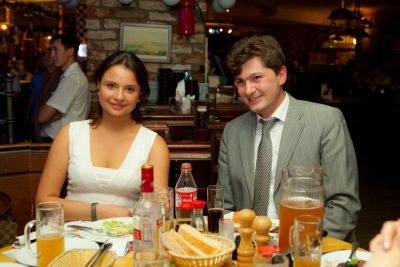 Джаз-бенд «Хоронько Оркестр», 31 мая 2012 - Ресторан «Максимилианс» Казань - 22
