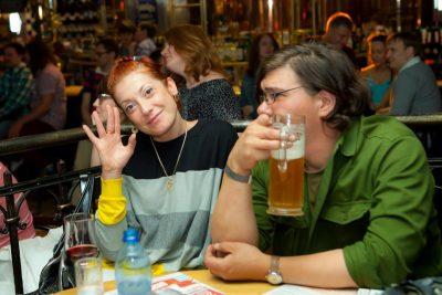 Джаз-бенд «Хоронько Оркестр», 31 мая 2012 - Ресторан «Максимилианс» Казань - 27