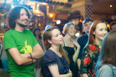 Джаз-бенд «Хоронько Оркестр», 31 мая 2012 - Ресторан «Максимилианс» Казань - 29