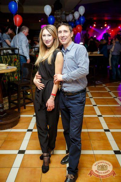 День защитника Отечества, 22 февраля 2017 - Ресторан «Максимилианс» Казань - 43