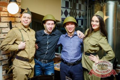 День защитника Отечества, 22 февраля 2017 - Ресторан «Максимилианс» Казань - 49