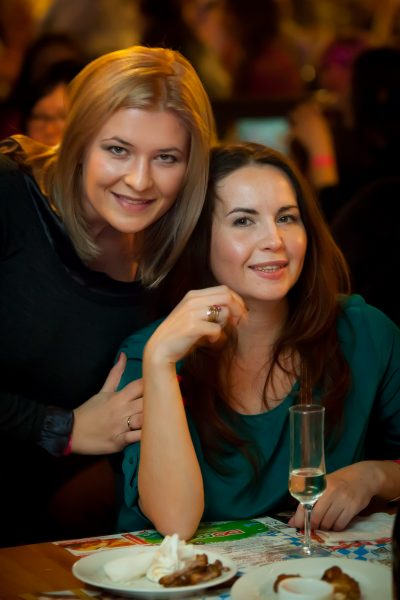Ева Польна, 17 февраля 2012 - Ресторан «Максимилианс» Казань - 11