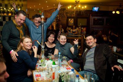 Ева Польна, 17 февраля 2012 - Ресторан «Максимилианс» Казань - 13