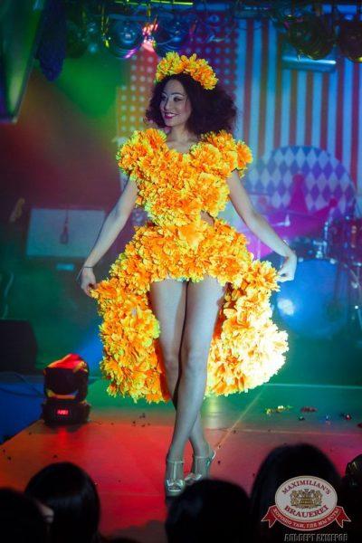 Финал конкурса «Мисс Максимилианс 2015», 9 апреля 2015 - Ресторан «Максимилианс» Казань - 11