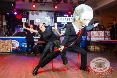 Финал проекта «Давайте Потанцуем 3. Мюзикл», 8 октября 2014 - Ресторан «Максимилианс» Казань - 12