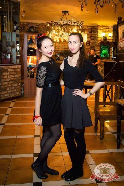 «Дыхание ночи»: пятница, 13-е, 13 ноября 2015 - Ресторан «Максимилианс» Казань - 04