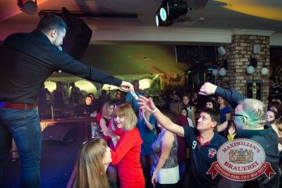 «Дыхание ночи»: пятница, 13-е, 13 ноября 2015 - Ресторан «Максимилианс» Казань - 13