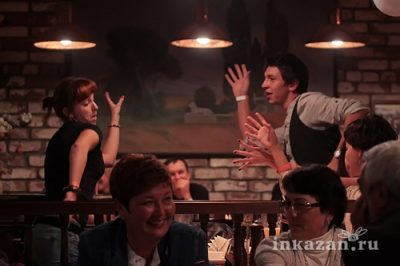«Фруктовый кефир» и «Маша и Медведи», 1 сентября 2010 - Ресторан «Максимилианс» Казань - 04