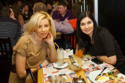 Гавр и Олег, 25 января 2013 - Ресторан «Максимилианс» Казань - 09