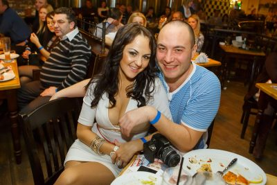 Гавр и Олег, 25 января 2013 - Ресторан «Максимилианс» Казань - 15