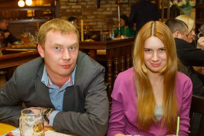 Гавр и Олег, 25 января 2013 - Ресторан «Максимилианс» Казань - 19