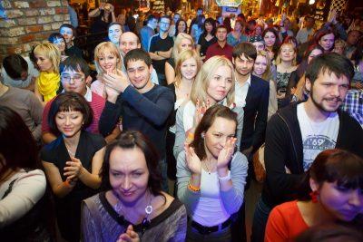 Город 312, 1 ноября 2012 - Ресторан «Максимилианс» Казань - 08