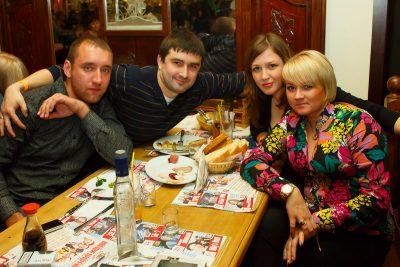 Город 312, 1 ноября 2012 - Ресторан «Максимилианс» Казань - 10