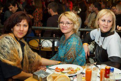 Город 312, 1 ноября 2012 - Ресторан «Максимилианс» Казань - 16
