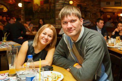 Город 312, 1 ноября 2012 - Ресторан «Максимилианс» Казань - 17