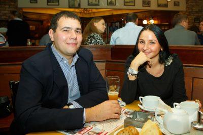 Город 312, 1 ноября 2012 - Ресторан «Максимилианс» Казань - 18