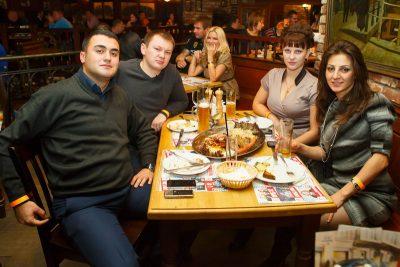 Город 312, 1 ноября 2012 - Ресторан «Максимилианс» Казань - 19