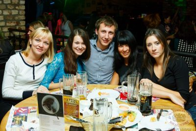 Группа «Дорогудо», 14 октября 2013 - Ресторан «Максимилианс» Казань - 14