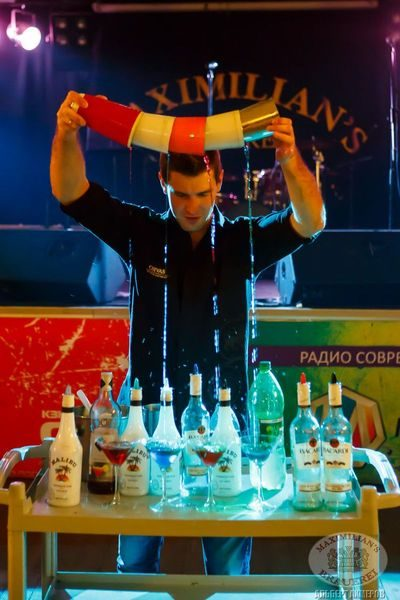 Группа «Дорогудо», 14 октября 2013 - Ресторан «Максимилианс» Казань - 18