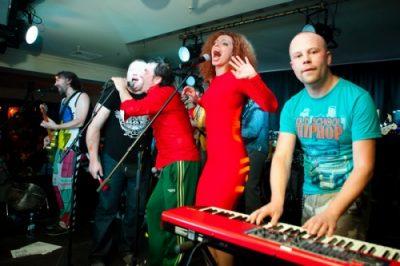 Группировка «Ленинград», 25 ноября 2011 - Ресторан «Максимилианс» Казань - 01
