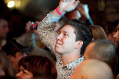 Группировка «Ленинград», 25 ноября 2011 - Ресторан «Максимилианс» Казань - 06