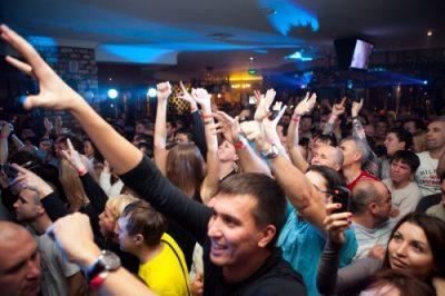 Группировка «Ленинград», 25 ноября 2011 - Ресторан «Максимилианс» Казань - 09