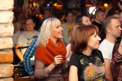 Группировка «Ленинград», 25 ноября 2011 - Ресторан «Максимилианс» Казань - 10