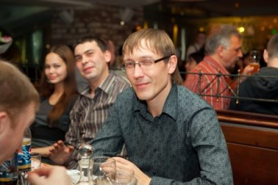 Группировка «Ленинград», 25 ноября 2011 - Ресторан «Максимилианс» Казань - 19
