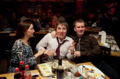 Группировка «Ленинград», 25 ноября 2011 - Ресторан «Максимилианс» Казань - 27