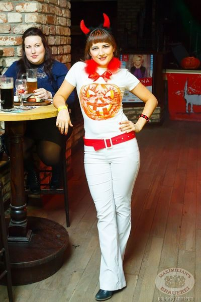 Halloween, 2 ноября 2013 - Ресторан «Максимилианс» Казань - 21