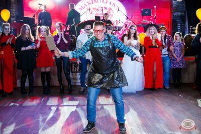 «Хэллоуин»: «Пиковая дама», 1 ноября 2019 - Ресторан «Максимилианс» Казань - 27