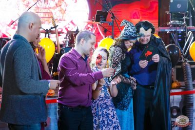 «Хэллоуин»: «Пиковая дама», 1 ноября 2019 - Ресторан «Максимилианс» Казань - 42