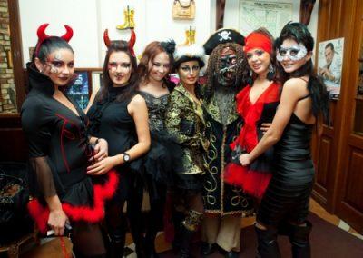 Halloween, 29 октября 2011 - Ресторан «Максимилианс» Казань - 02