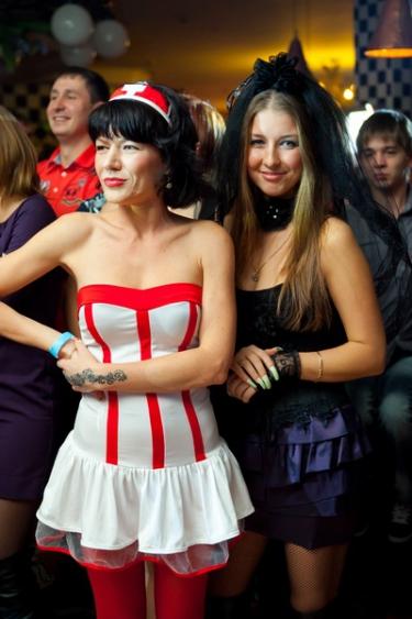 Halloween, 29 октября 2011 - Ресторан «Максимилианс» Казань - 15