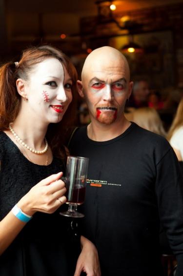 Halloween, 29 октября 2011 - Ресторан «Максимилианс» Казань - 16