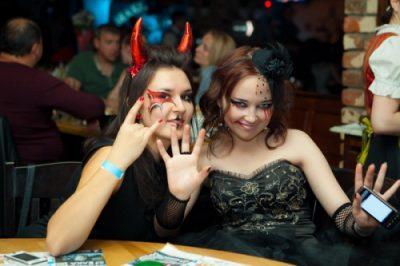 Halloween, 29 октября 2011 - Ресторан «Максимилианс» Казань - 17