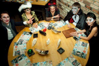 Halloween, 29 октября 2011 - Ресторан «Максимилианс» Казань - 18
