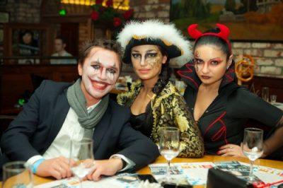 Halloween, 29 октября 2011 - Ресторан «Максимилианс» Казань - 19
