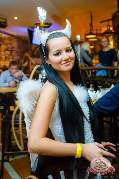 Halloween: первый день. Акт второй. «Дыхание ночи»: Dj Pioneer, 31 октября 2014 - Ресторан «Максимилианс» Казань - 15