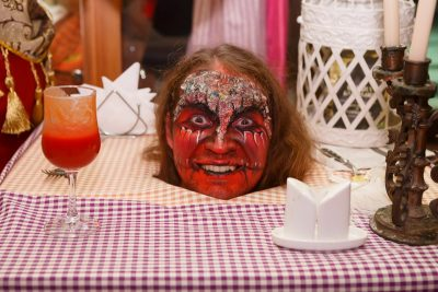Хэллоуин, 31 октября 2012 - Ресторан «Максимилианс» Казань - 01