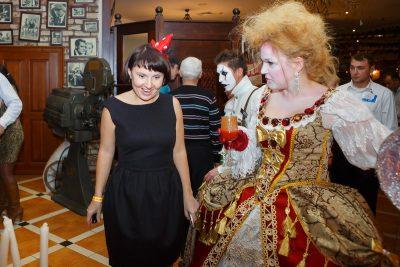 Хэллоуин, 31 октября 2012 - Ресторан «Максимилианс» Казань - 04