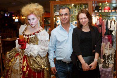 Хэллоуин, 31 октября 2012 - Ресторан «Максимилианс» Казань - 06