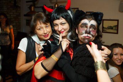 Хэллоуин, 31 октября 2012 - Ресторан «Максимилианс» Казань - 08