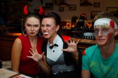 Хэллоуин, 31 октября 2012 - Ресторан «Максимилианс» Казань - 09